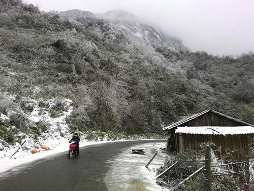 Mùa đông năm nay, Hà Nội có tuyết rơi? - 1