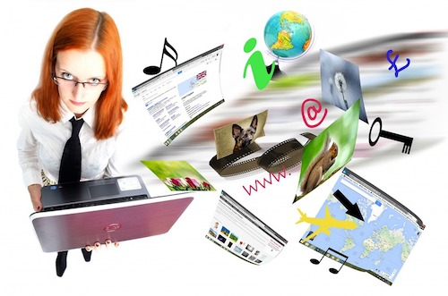 60% dữ liệu truyền tải trên internet là video và hình ảnh - 1