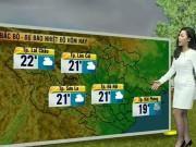 Tin tức trong ngày - Dự báo thời tiết VTV 25/11: Không khí lạnh ảnh hưởng đến Trung Bộ