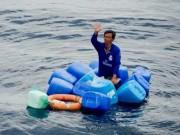 Tin tức trong ngày - Giải cứu ngư dân bị trôi dạt suốt 3 ngày trên biển