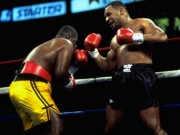 """4 cú đấm """"ngàn cân"""": Đối thủ sợ Mike Tyson đến già"""