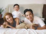 Khánh Thi tiết lộ chuyện tình sóng gió với chồng kém 12 tuổi
