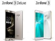 Asus hủy việc ra mắt Zenfone 3 Deluxe ở Canada