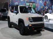 Tư vấn - Renegade Deserthawk: Bản crossover đặc biệt của Jeep