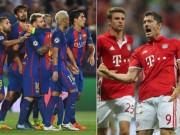 Cúp C1: Hồi hộp vì Bayern - Barca và những trận kinh điển