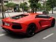 Lamborghini và Maserati bất ngờ hội ngộ trên đường Sài Gòn