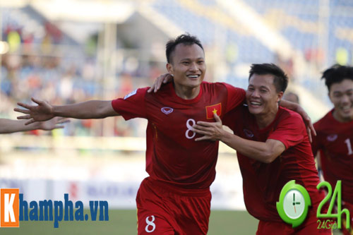 """Việt Nam – Campuchia: Chờ Công Phượng """"ghi điểm"""" (AFF Cup 2016) - 1"""