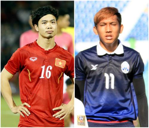 """Việt Nam – Campuchia: Chờ Công Phượng """"ghi điểm"""" (AFF Cup 2016) - 2"""