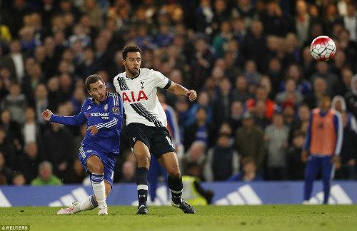 Chelsea đấu Tottenham: Conte không thể chủ quan - 1