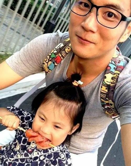 Bố trẻ giảm cân siêu tốc vì một câu nói của con gái - 4