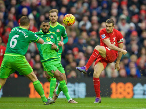 Liverpool - Sunderland: Anfield mở tiệc - 1