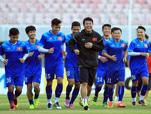 Tin nhanh AFF Cup 2016: ĐT Việt Nam chia quân về TP.HCM - 1