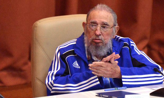 Huyền thoại Fidel Castro qua đời ở tuổi 90 - 1