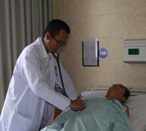 Hy hữu ca cắt bỏ phổi biệt lập nặng 0,5kg ở Đồng Nai - 1
