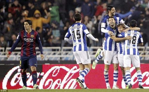 """Không giải lời nguyền, Barca """"khó sống"""" trước El Clasico - 2"""