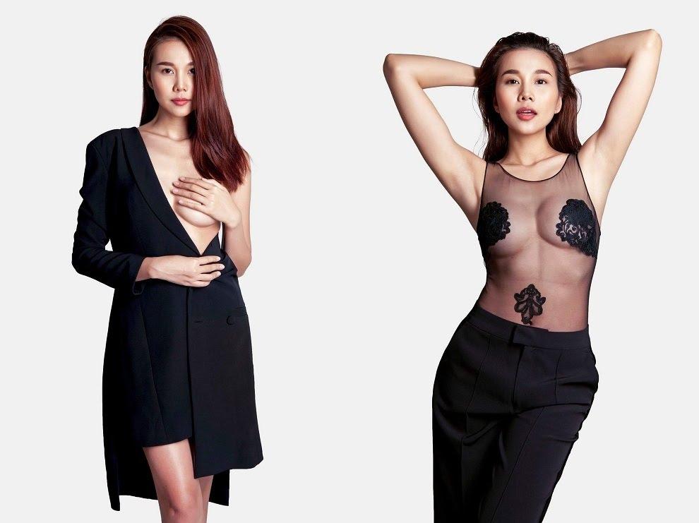 """Những vòng 1 mỹ nữ Việt không """"hạn chế"""" như người ta nghĩ - 4"""