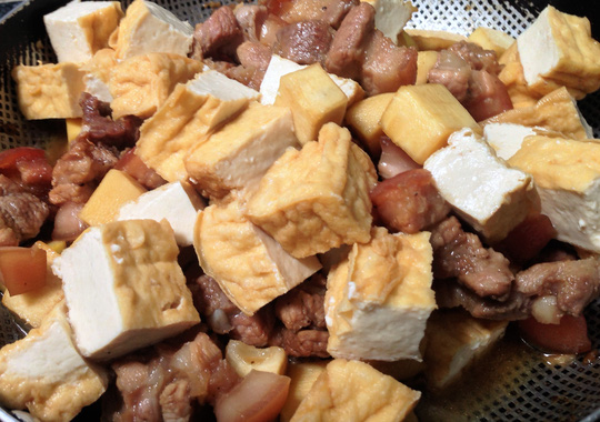 Thịt kho đậu hũ, ăn hoài không chán - 4