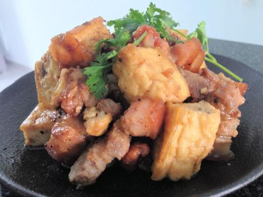 Thịt kho đậu hũ, ăn hoài không chán - 1