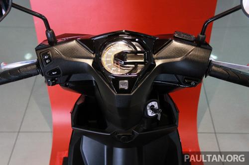 Ra mắt xe ga Honda BeAT 2017 giá 28,5 triệu đồng - 4