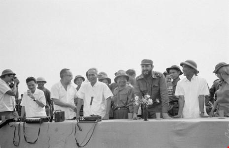 Chuyến thăm Quảng Trị của Chủ tịch Fidel Castro - 2
