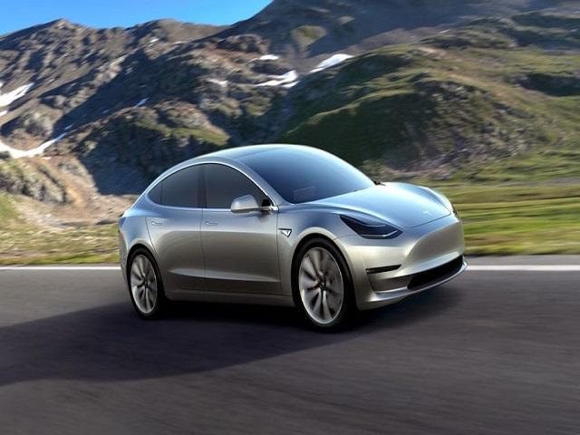 Tesla Model 3 giao hàng chậm hơn dự kiến - 1
