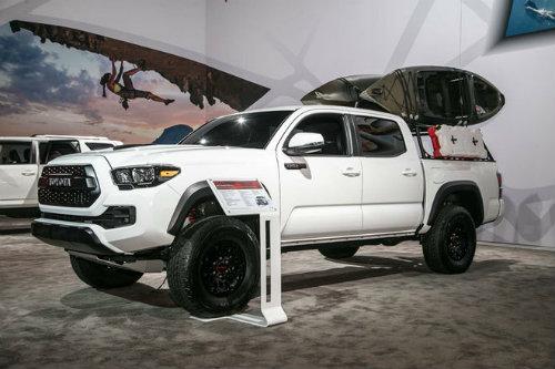2017 Chevrolet Colorado ZR2 có hạ nổi Toyota Tacoma? - 3