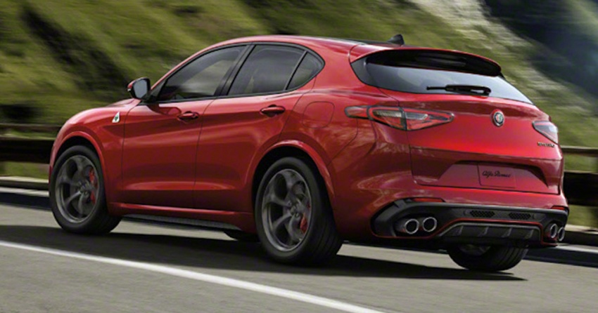 Alfa Romeo Stelvio: Bước đột phá thị trường crossover - 3