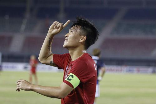 AFF Cup: Công Vinh ghi bàn thứ 51, số 1 Đông Nam Á - 6