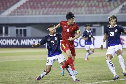 AFF Cup: Công Vinh ghi bàn thứ 51, số 1 Đông Nam Á - 1