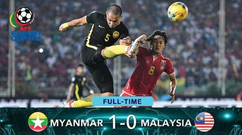 Myanmar – Malaysia: Đòn kết liễu phút 89 - 1
