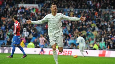 Chi tiết Real Madrid - Gijon: 3 điểm mệt nhoài (KT) - 4