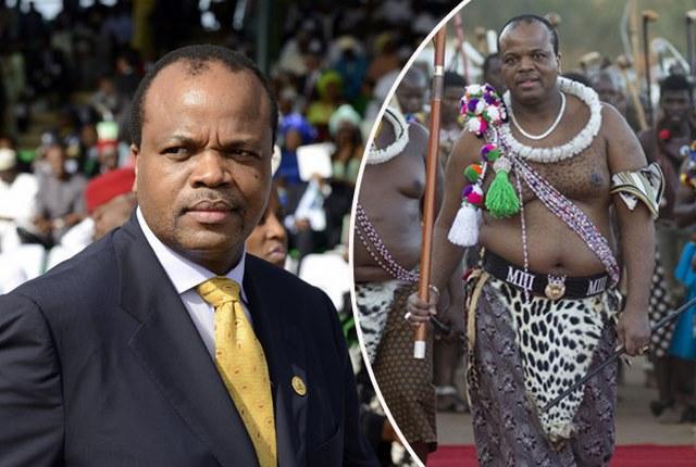 Vua châu Phi tiêu tiền như nước, mỗi mùa hè một vợ mới - 1