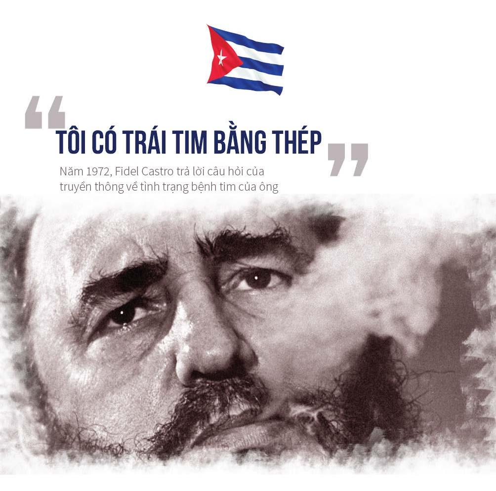 [Đồ họa] 9 câu nói để đời của huyền thoại Fidel Castro - 5