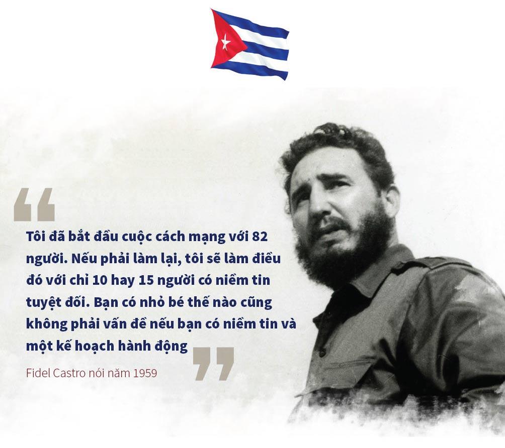 [Đồ họa] 9 câu nói để đời của huyền thoại Fidel Castro - 3