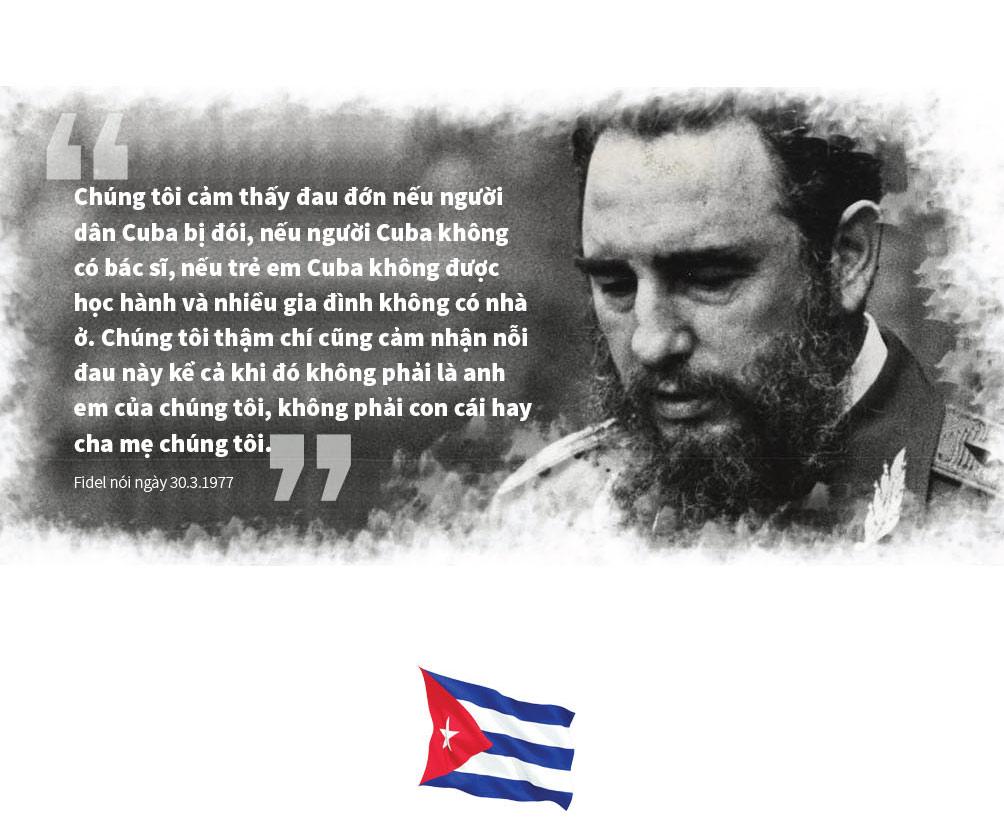 [Đồ họa] 9 câu nói để đời của huyền thoại Fidel Castro - 7