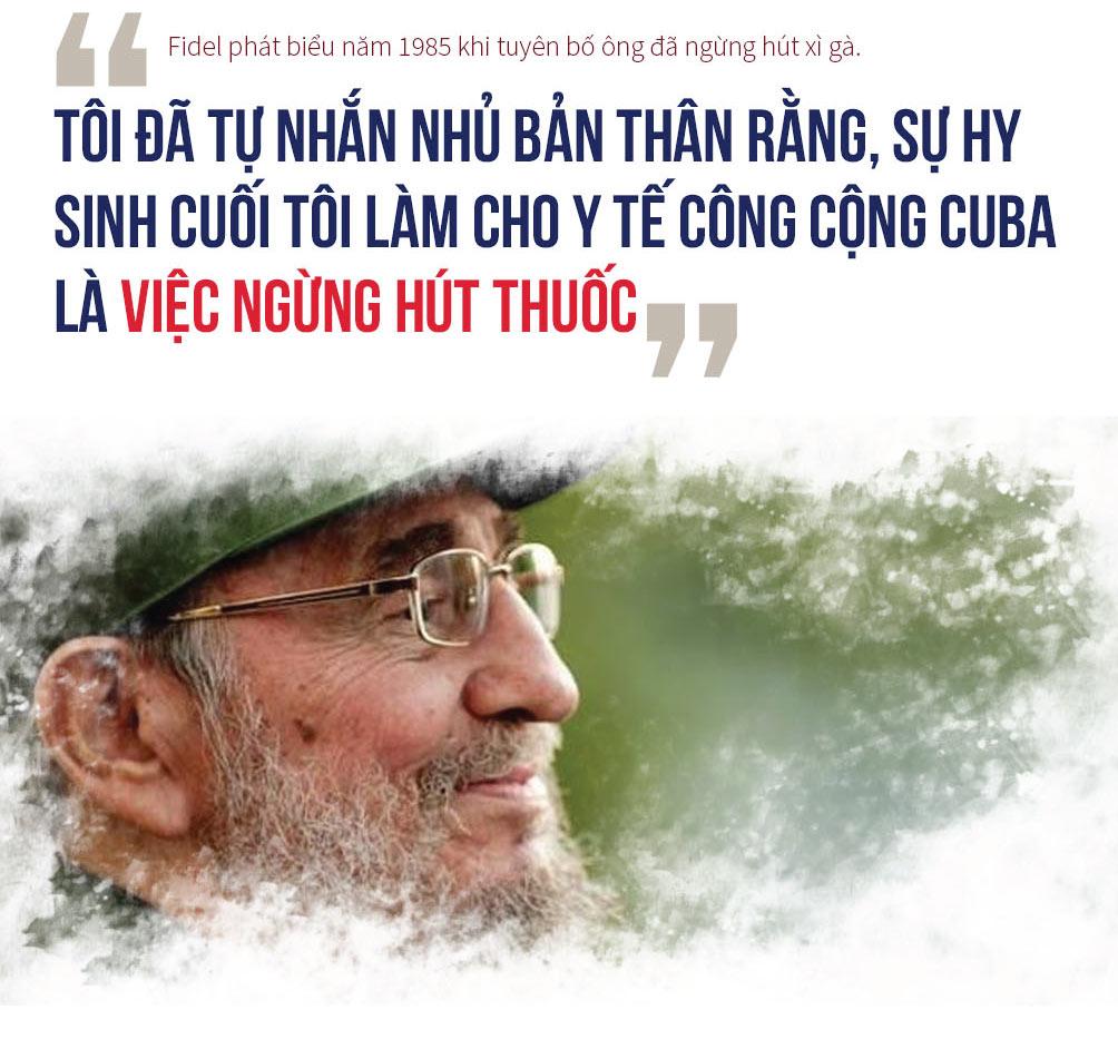 [Đồ họa] 9 câu nói để đời của huyền thoại Fidel Castro - 8