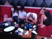 An ninh Xã hội - Hàng chục thanh niên phê ma túy trong nhà hàng ở SG