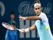 Thể thao - Cả ma thuật Federer thu gọn lại bằng 10 cú đánh