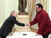 Thế giới - Putin cấp hộ chiếu Nga cho diễn viên Mỹ nổi tiếng