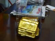 An ninh Xã hội - Giả vờ thăm người thân để đưa 18kg vàng qua biên giới