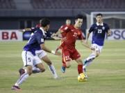 Bóng đá - Chi tiết Việt Nam – Campuchia: Chiến thắng xứng đáng (KT)