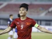 Bóng đá - ĐT Việt Nam cắn răng đá 90 phút, Hữu Thắng ca ngợi Công Vinh