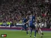"""Ronaldo, Zidane, Ro vẩu đọ """"tuyệt kỹ"""" khống chế bóng"""