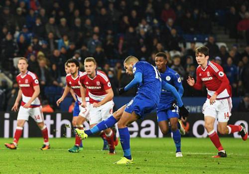 Leicester City - Middlesbrough: Phần thưởng phút bù giờ - 1