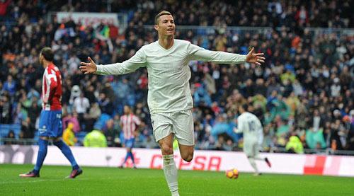 """Real Madrid - Gijon: """"Cười, mếu"""" bởi phạt đền - 1"""