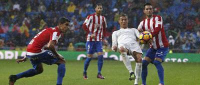 Chi tiết Real Madrid - Gijon: 3 điểm mệt nhoài (KT) - 6
