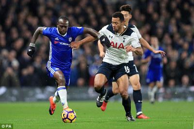 Chi tiết Chelsea - Tottenham: Bảo toàn thành quả (KT) - 5