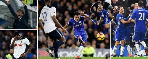 Chelsea bay trên đỉnh, Conte chưa dám mơ vô địch - 1