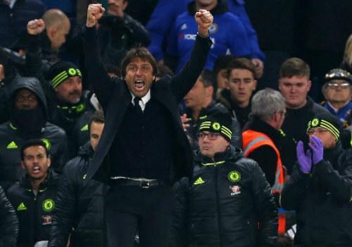 Chelsea bay trên đỉnh, Conte chưa dám mơ vô địch - 2