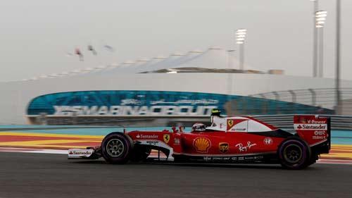 F1, phân hạng Abu Dhabi GP: Cực kỳ cân não - 1